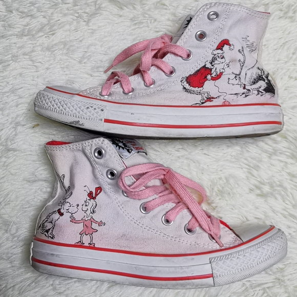 Collection The Grinch converse